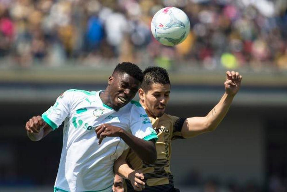 Pumas no pudo con Santos