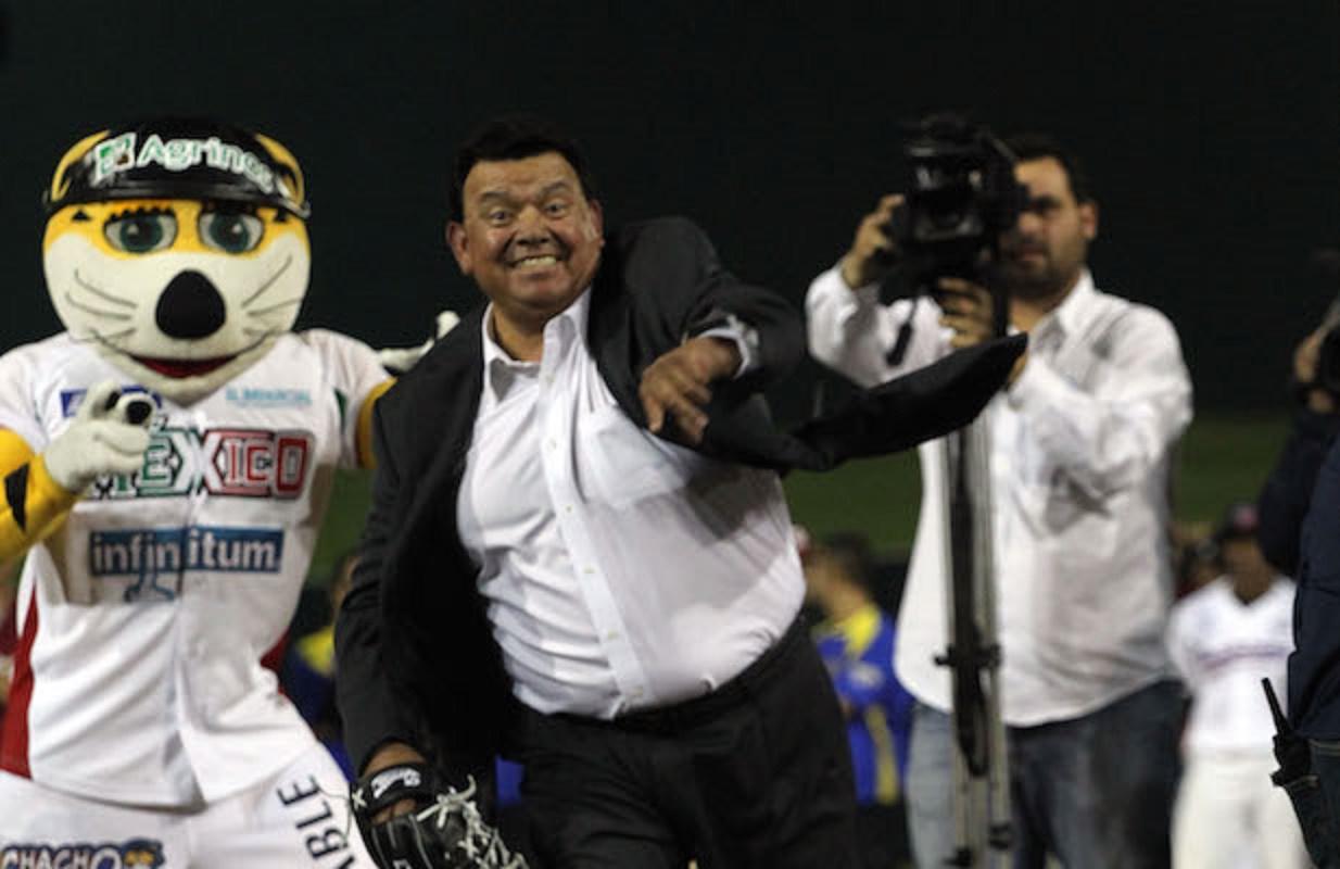 Valenzuela lanzará primera bola en el Preclásico