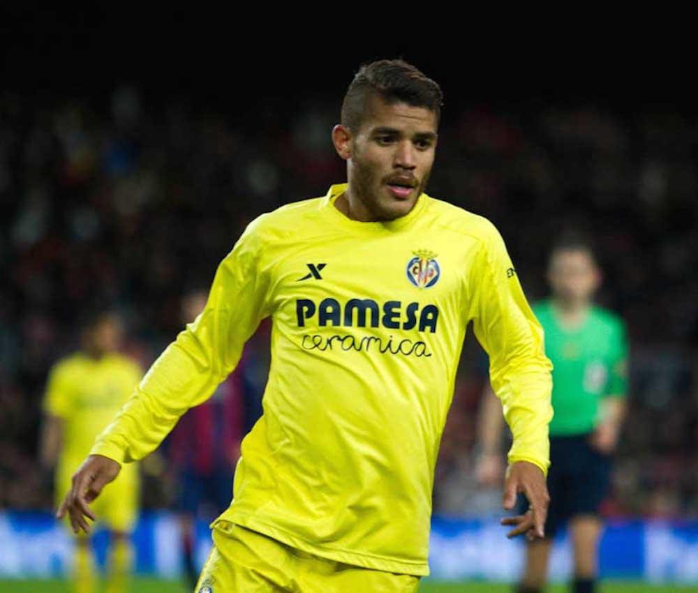 Golazo de Jona en empate del Villarreal