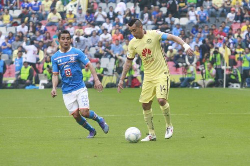 Vibrante empate en el Azteca