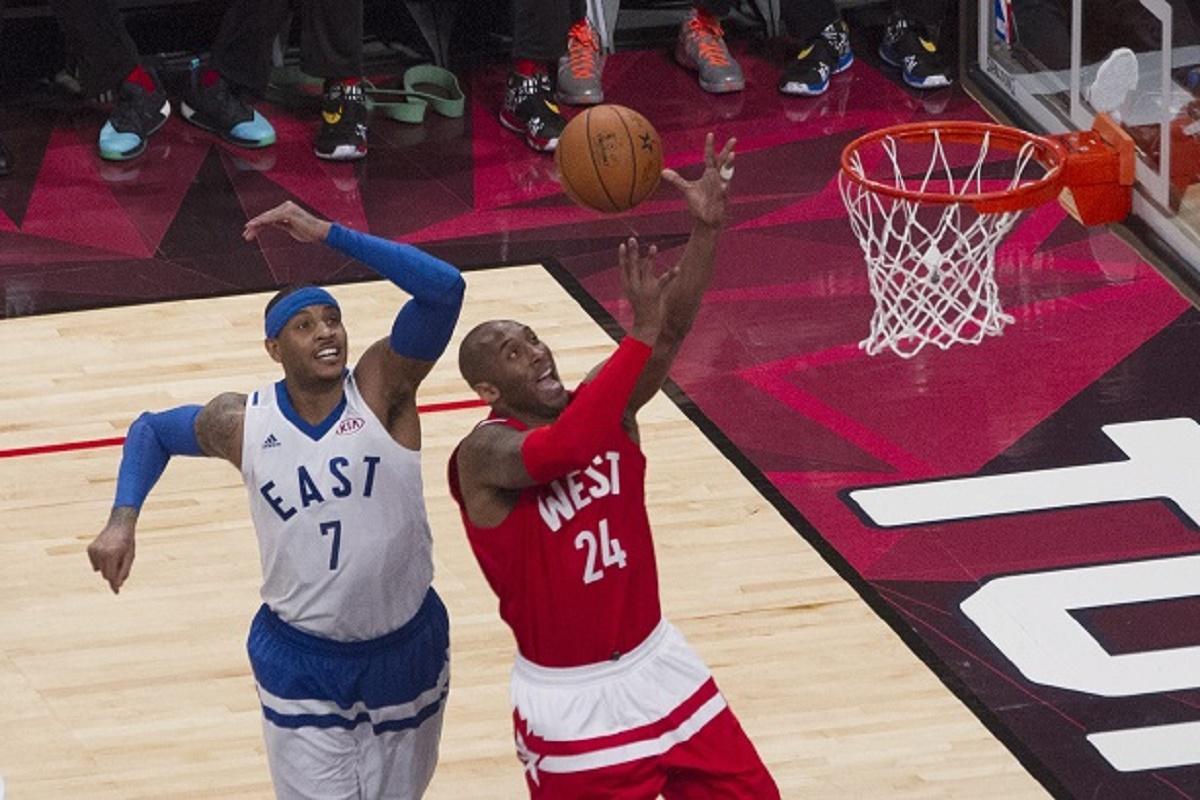 El Oeste despide con honores a Kobe