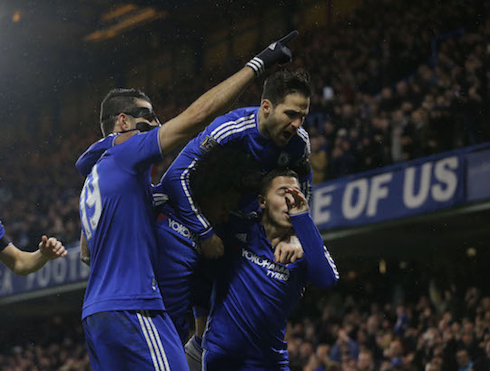 Chelsea sigue esperando a Hazard
