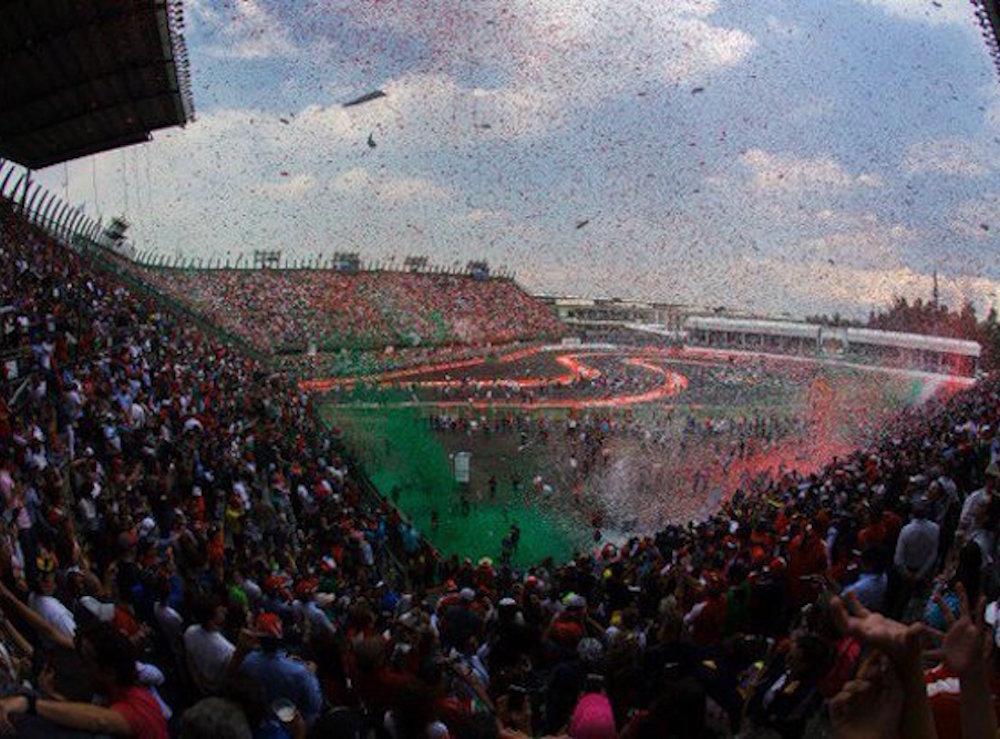 México tiene el mejor ambiente de la F1
