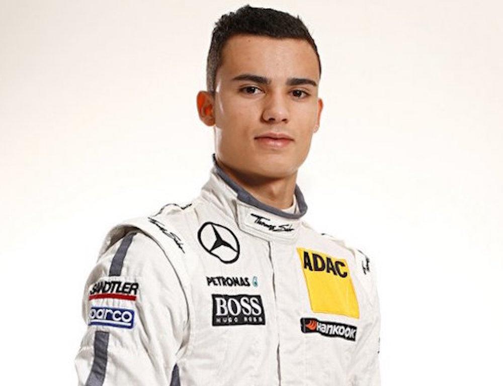 El equipo Manor Racing eligió al alemán Pascal Wehrlein como su primer piloto