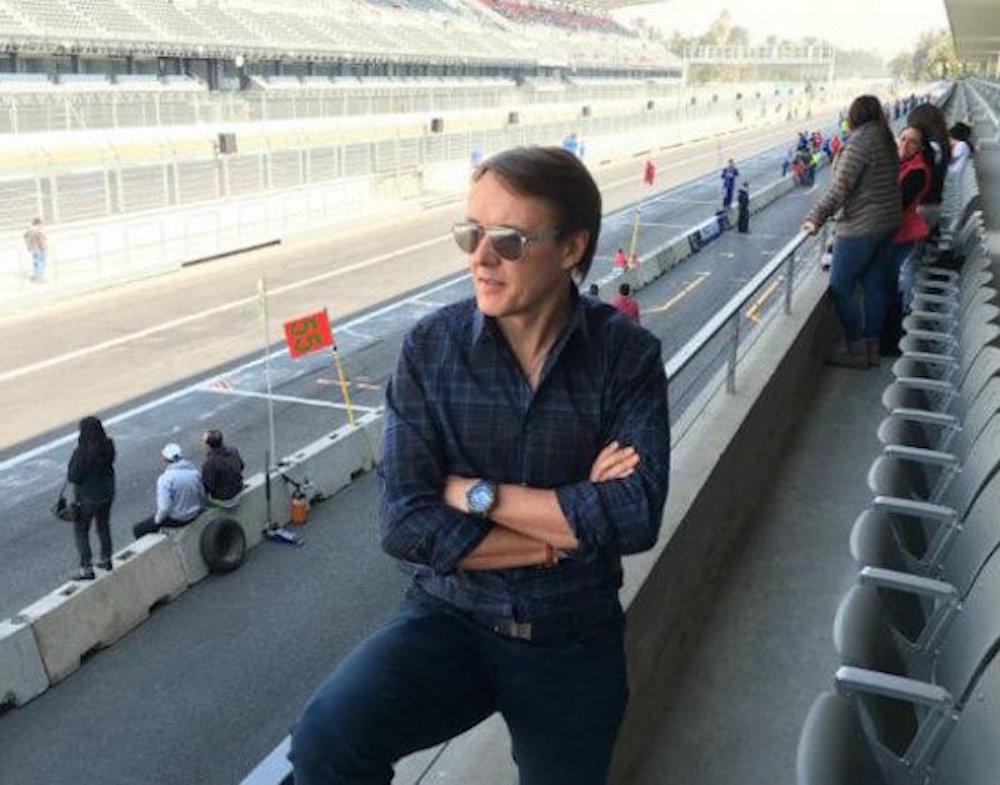 Adrián Fernández, Grand Marshall en el ePrix