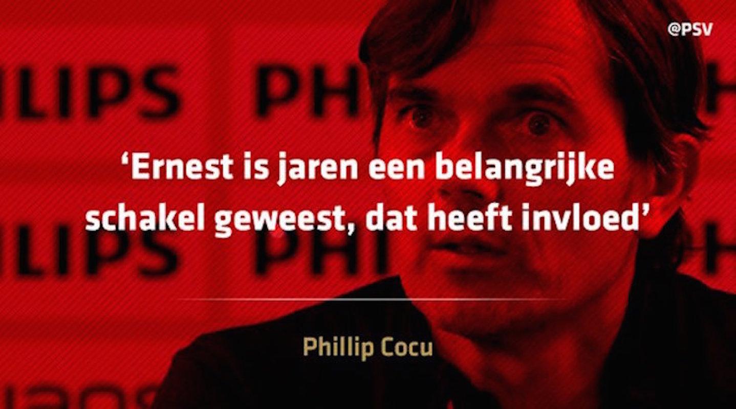 Foto: @PSV