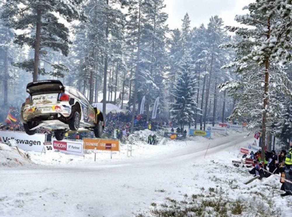 Sebastian Ogier conquistó por segunda vez consecutiva el Rally de Suecia. Siguiente parada: México