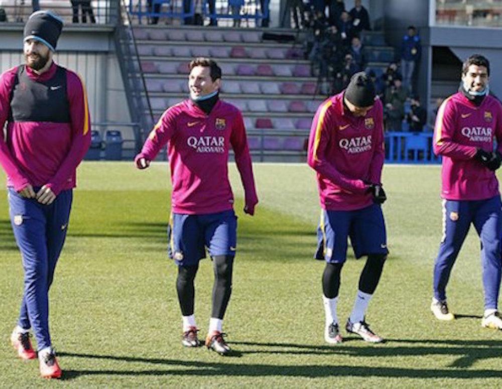 El Barcelona enfrenta al Sporting y tendrá posibilidades de distanciarse