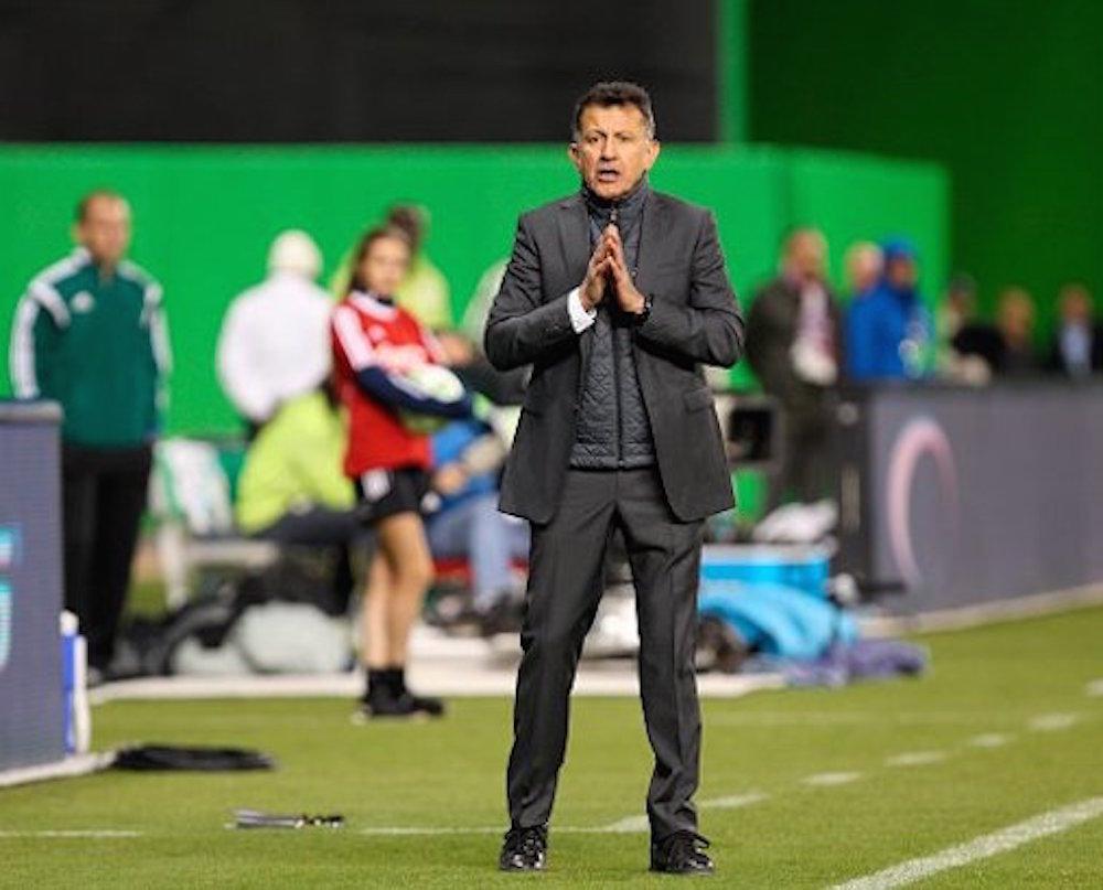 Estamos para competirle a cualquiera: Osorio