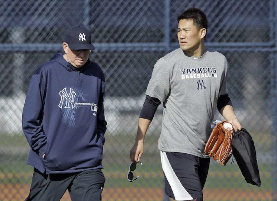 Masahiro Tanaka: Foto AP