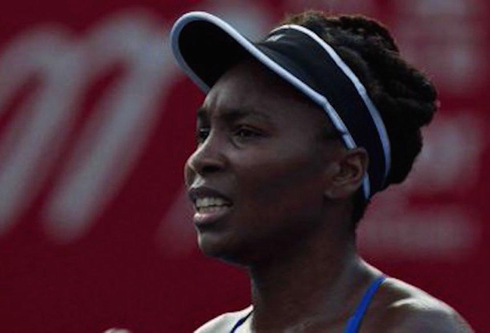 Venus Williams avanza a las semifinales del Abierto de Taiwan