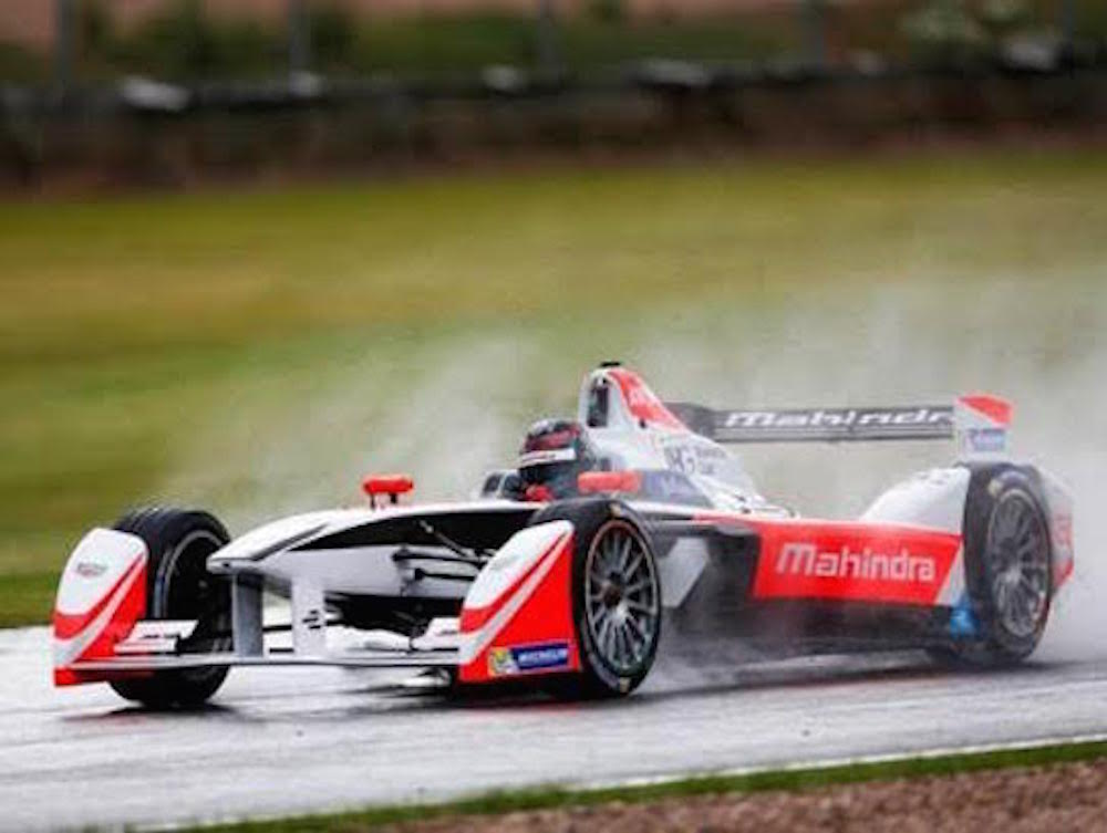 A disfrutar la Fórmula E