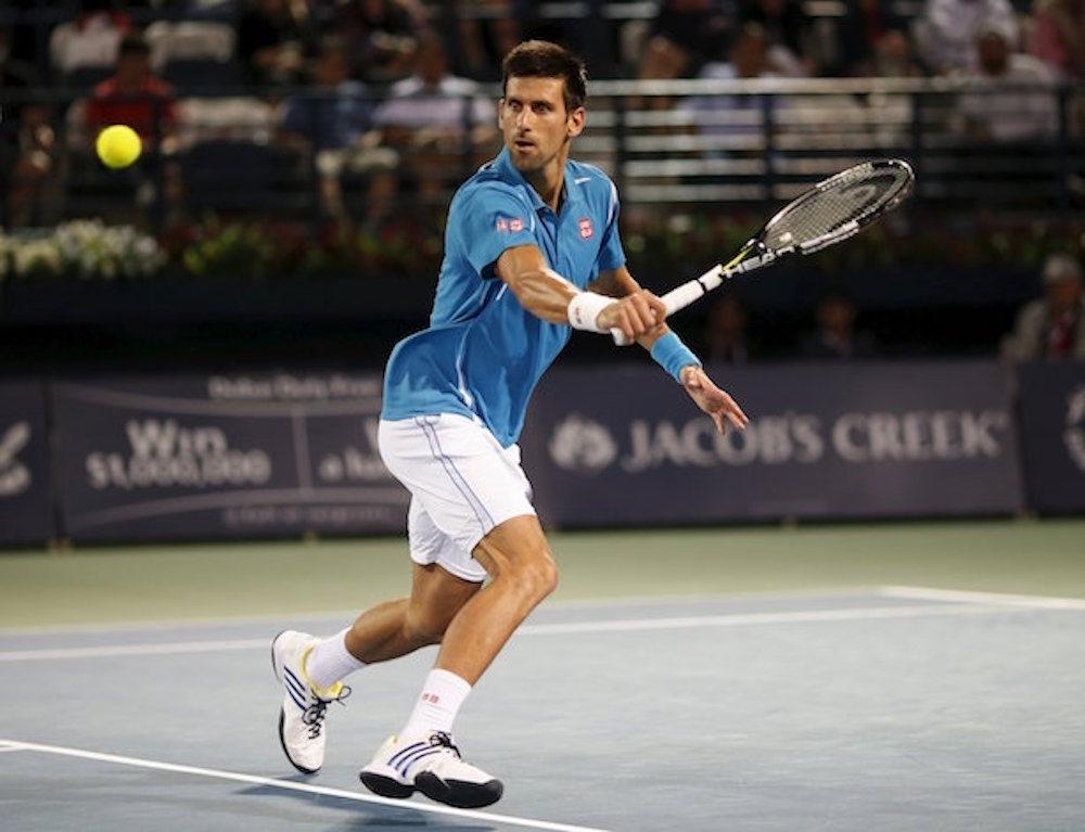 Sigue en la cima de la clasificación de la ATP