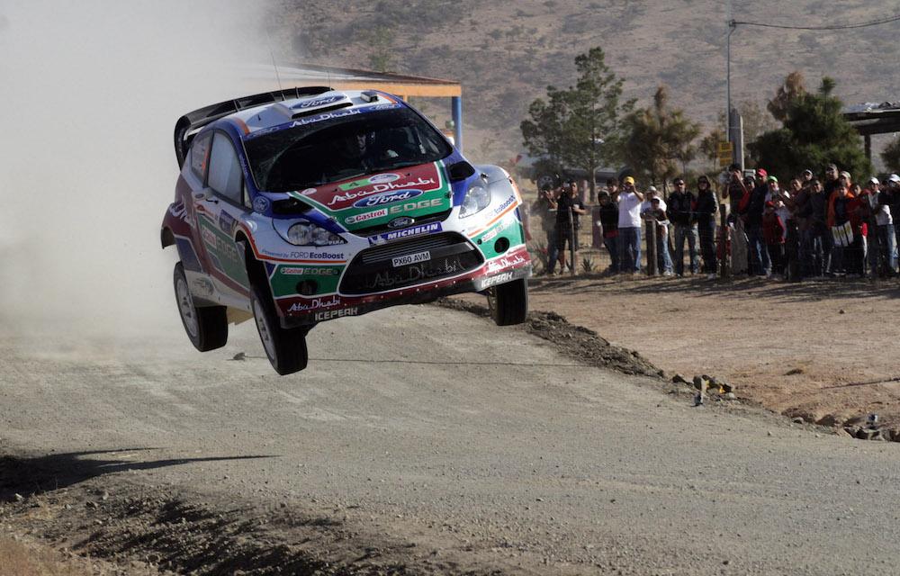 Inician los reconocimiento de ruta en el Rally Guanajuato