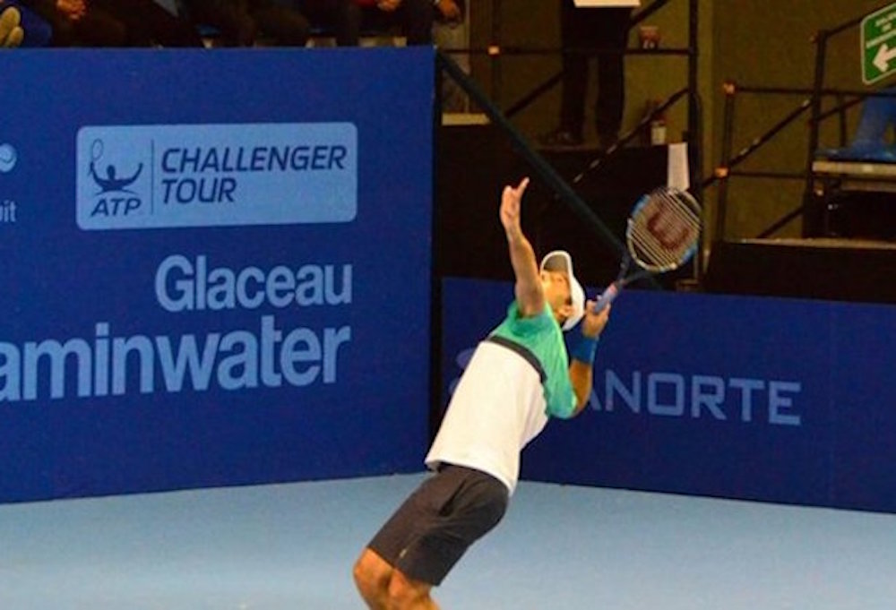 Santiago González quiere título de dobles en el Jalisco Open