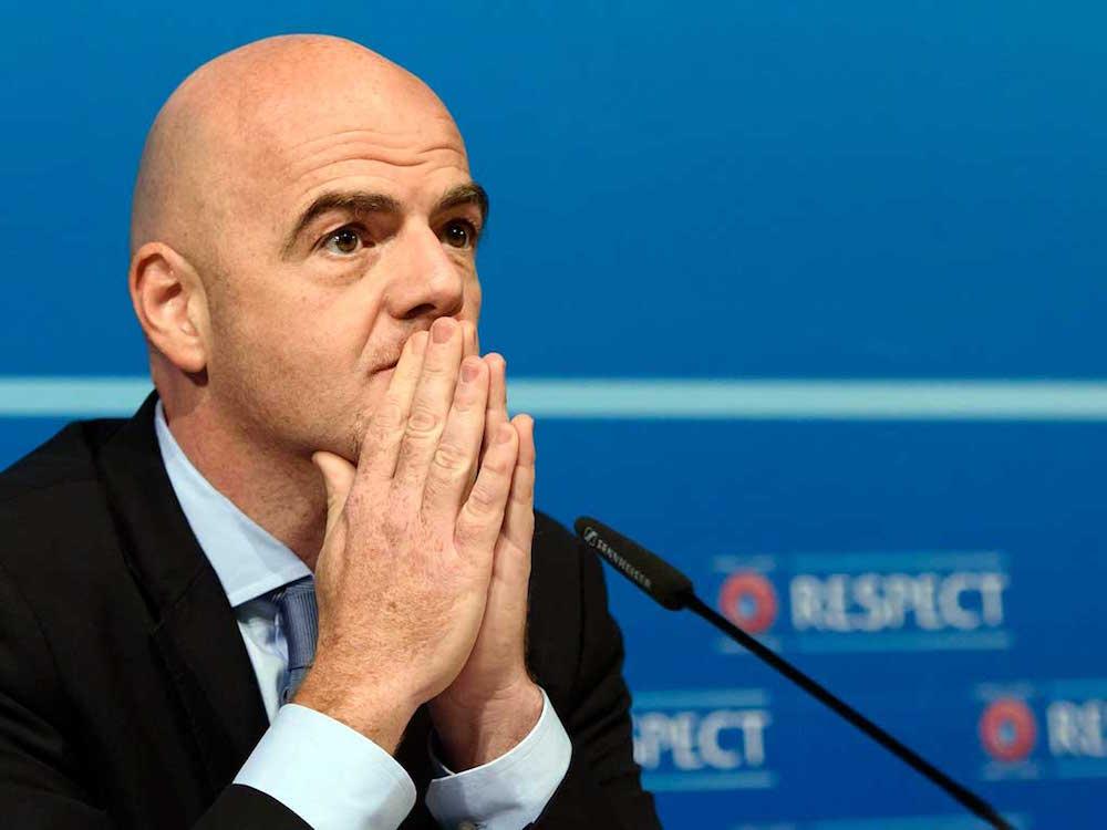 Policía Suiza investiga a la UEFA por caso #PanamaPapers