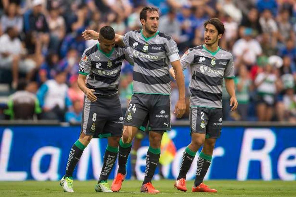 Cruz Azul cae 0-1 ante Santos