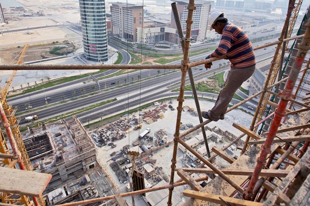Qatara evalúa condiciones laborales para el Mundial