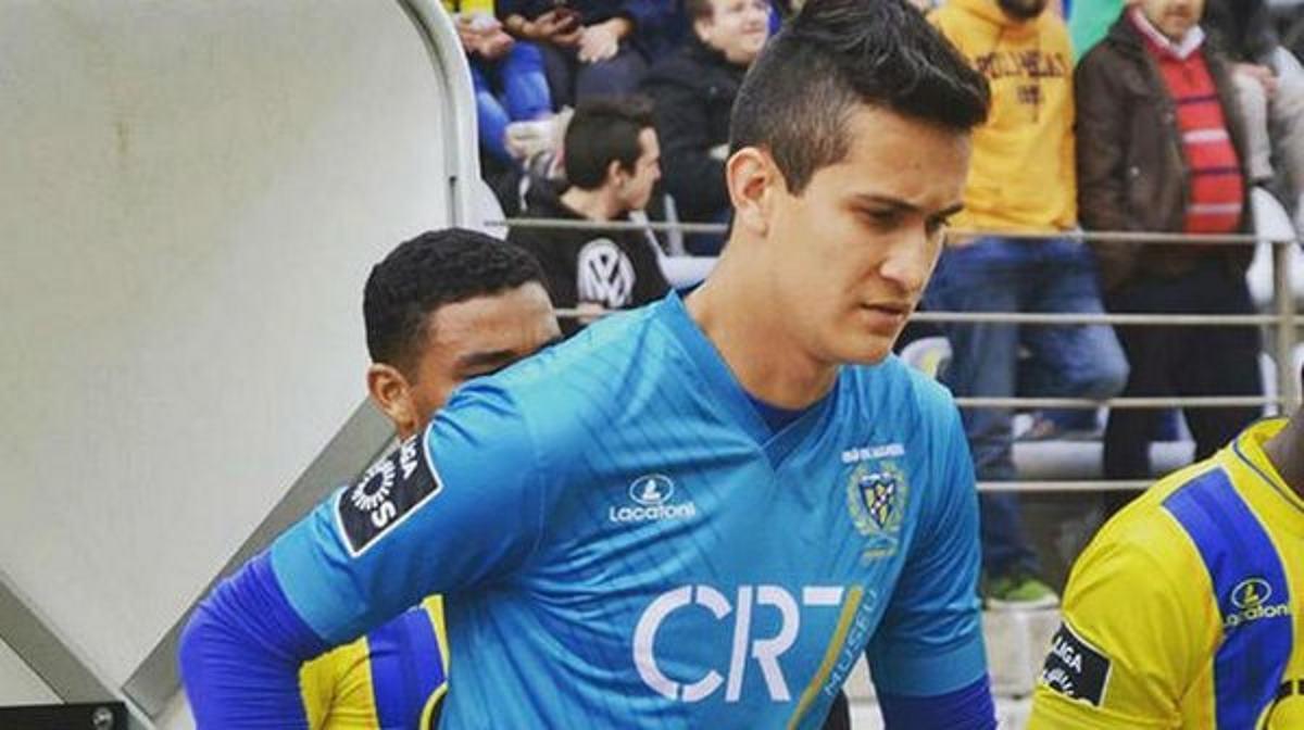 Gudiño participa en derrota de Madeira ante Pacos de Ferreira
