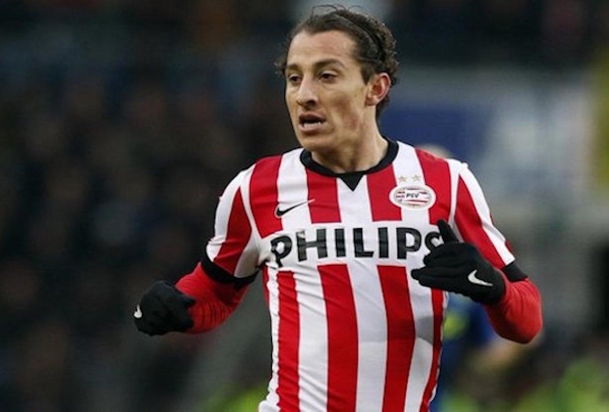 Andrés Guardado regresará en el duelo del PSV ante Vitesse en la Eredivisie