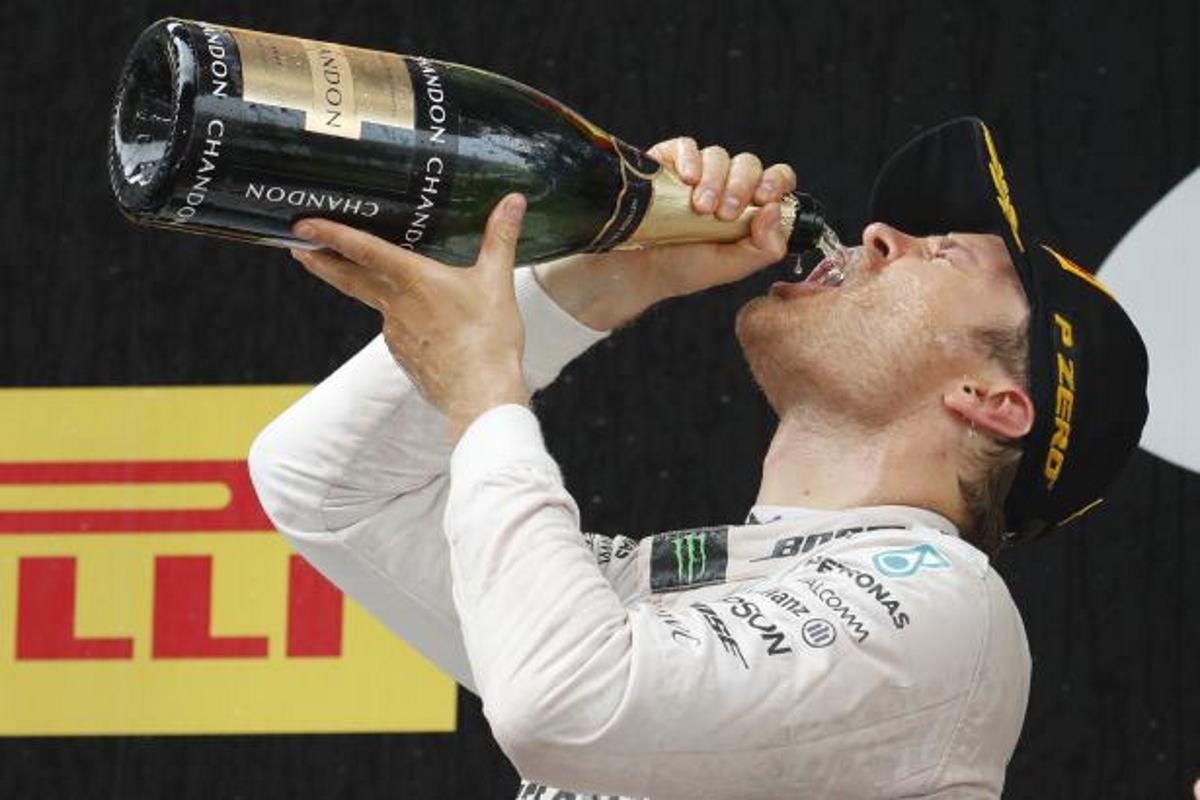 Nico Rosberg gana GP de China