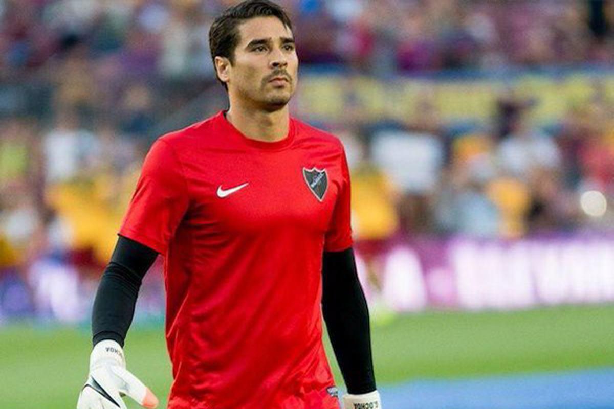 Málaga confía en Ochoa para resguardar el marco ante Athletic Club