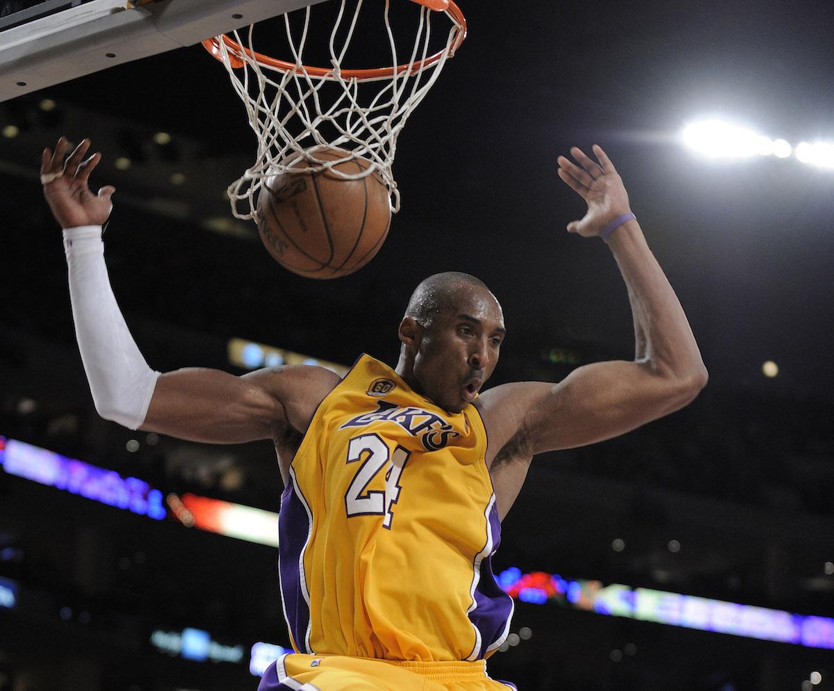 Bryant dice adiós, tras 20 años con los Lakers