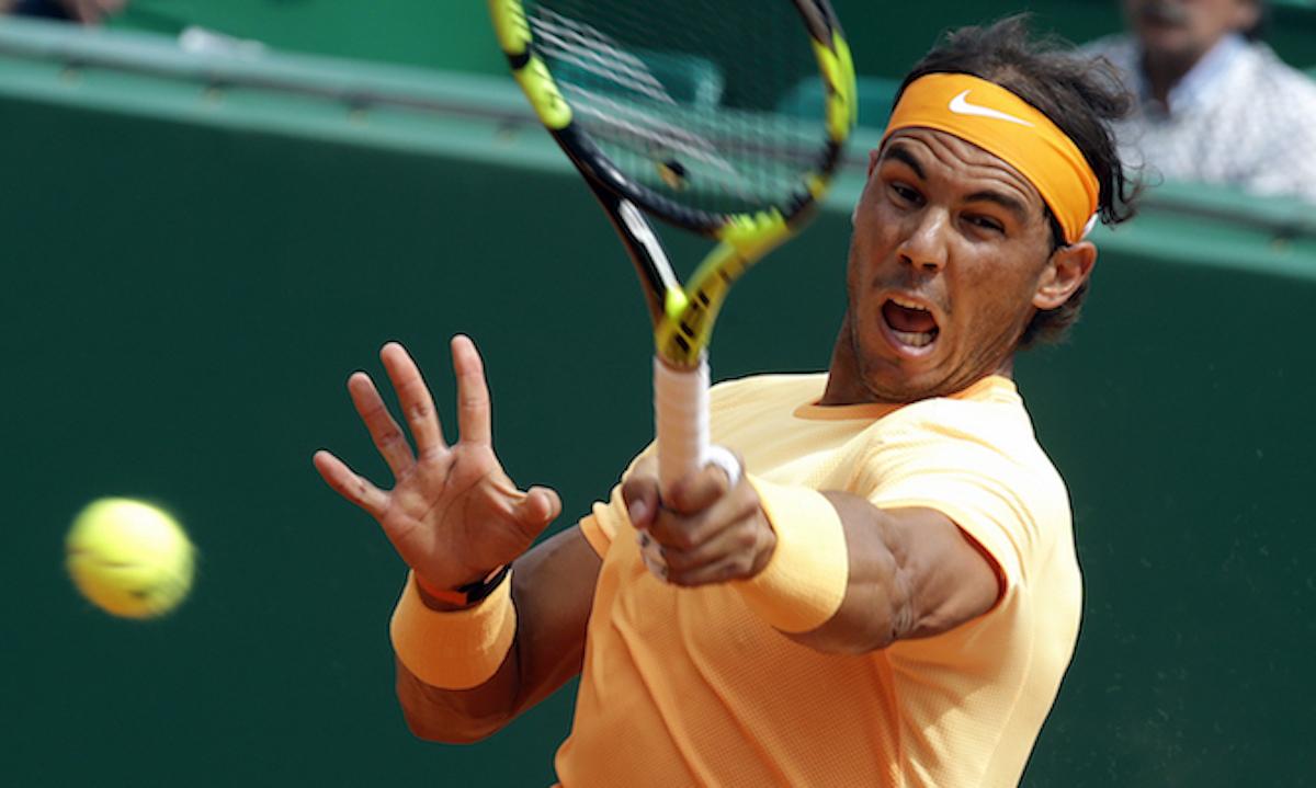 Rafael Nadal sigue en el quinto lugar del ranking de la ATP