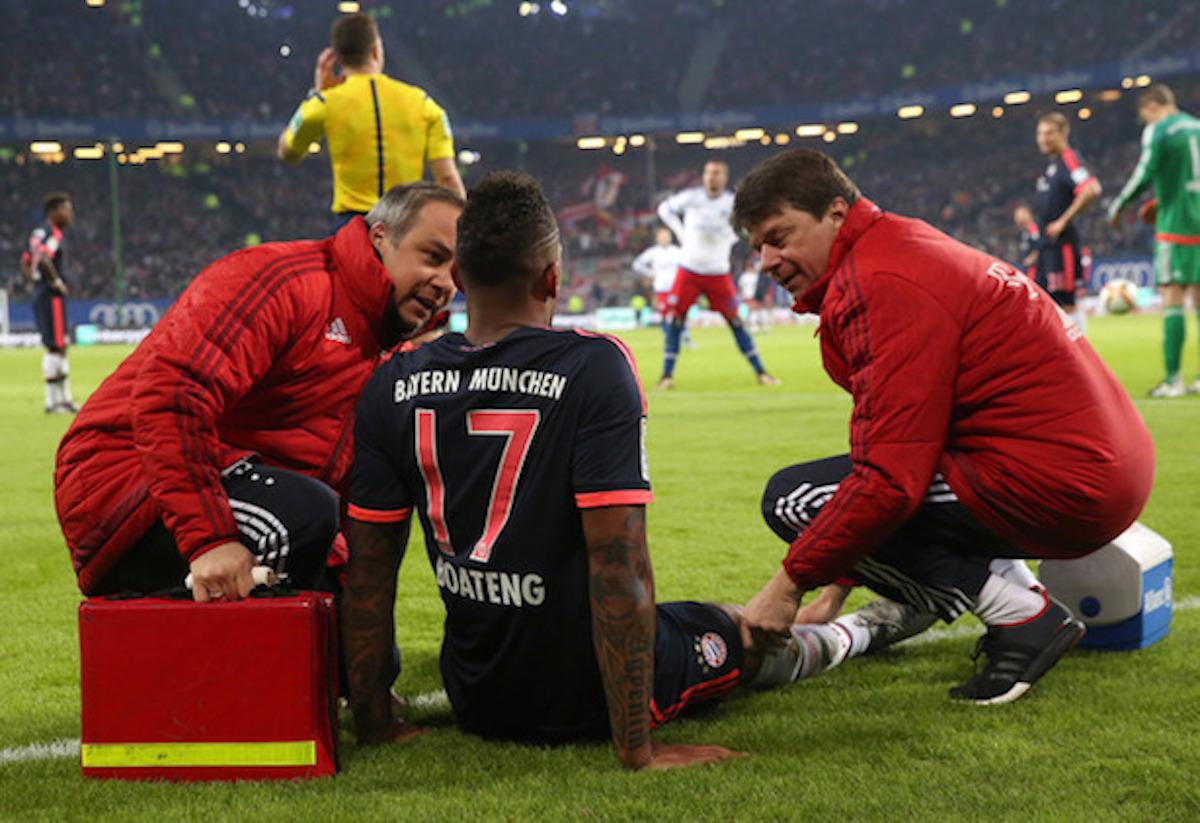 Jérôme Boateng, más cerca de su regreso pero sin plazos todavía