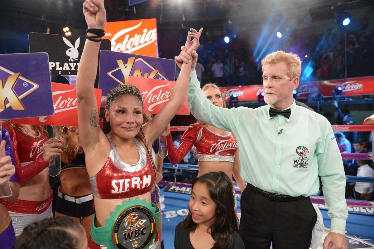 La capitalina sumó su segunda victoria consecutiva en la Arena Coliseo. Foto: Promociones del Pueblo