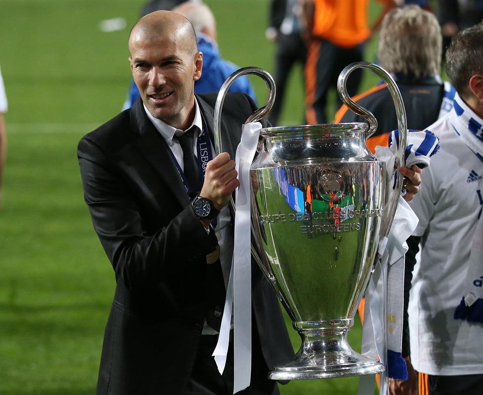 Zinedine Zidane. Foto: Mexsport