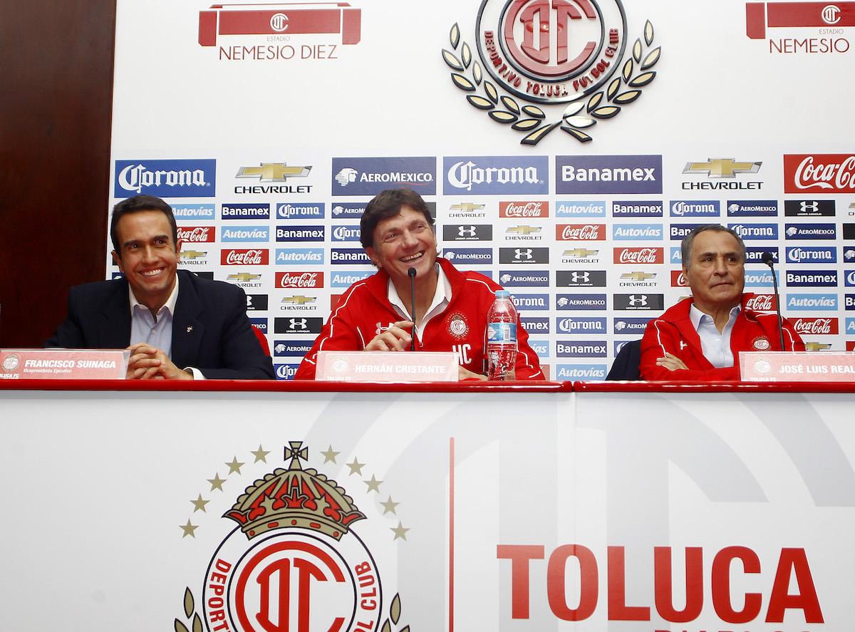 Foto: Cortesía Deportivo Toluca