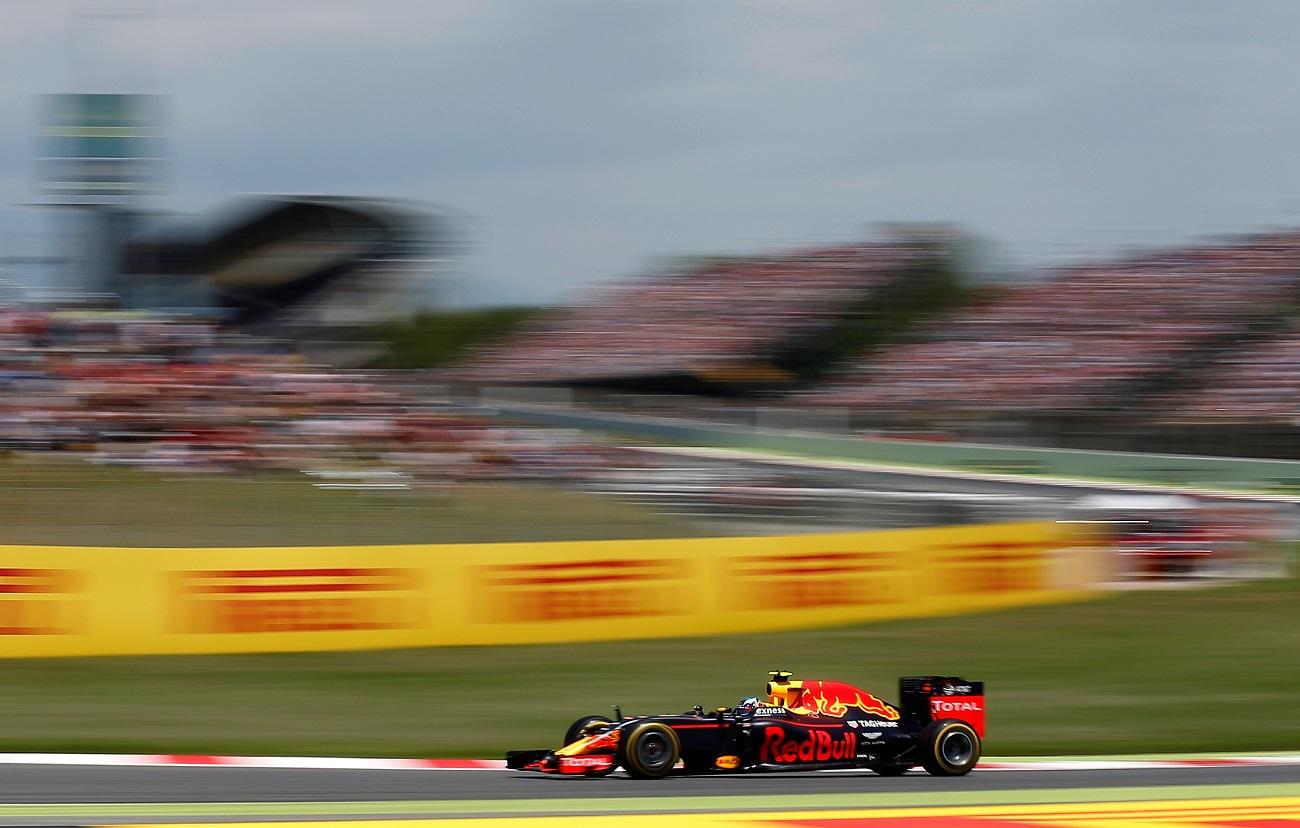 Max Verstappen Foto: AP