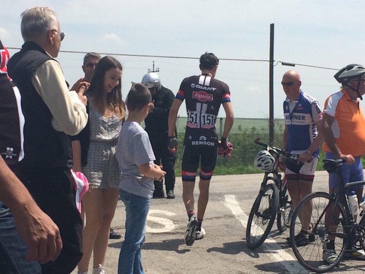 Tom Dumoulin es el favorito en el Giro de Italia