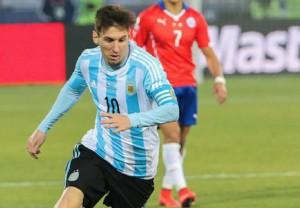 ¡Ahí viene Messi!