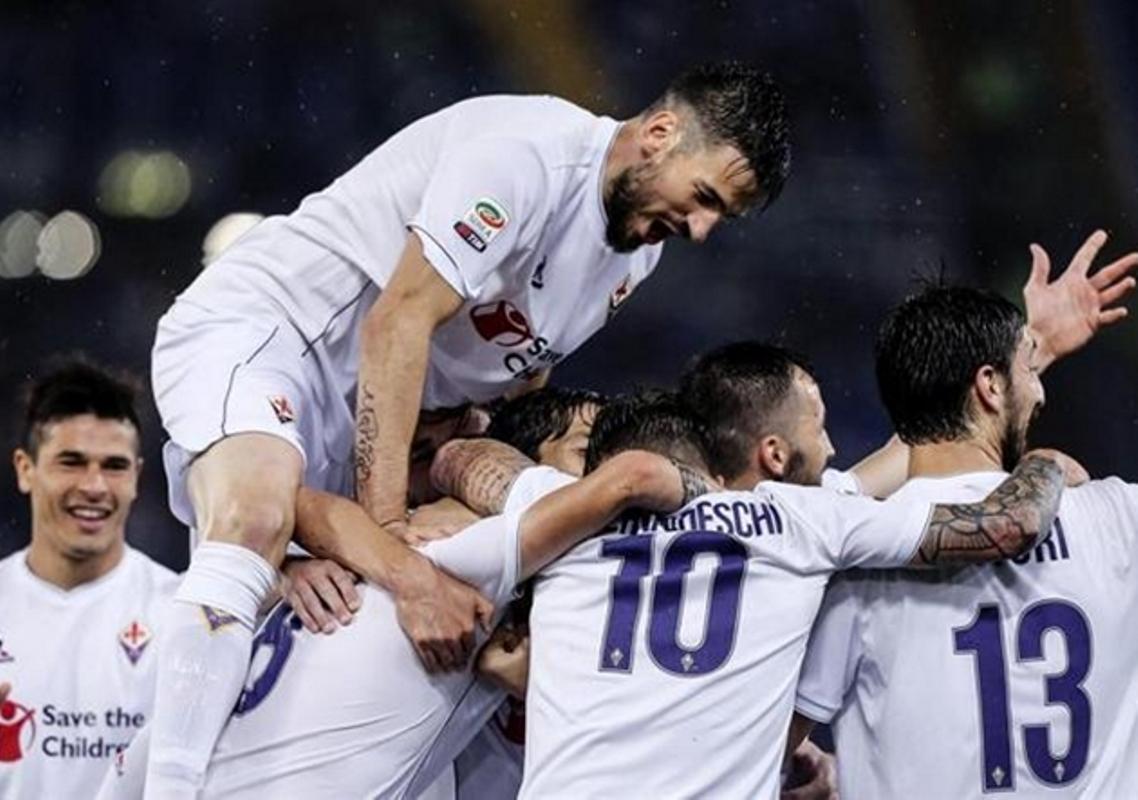 Fiorentina tiene boleto para Europa League