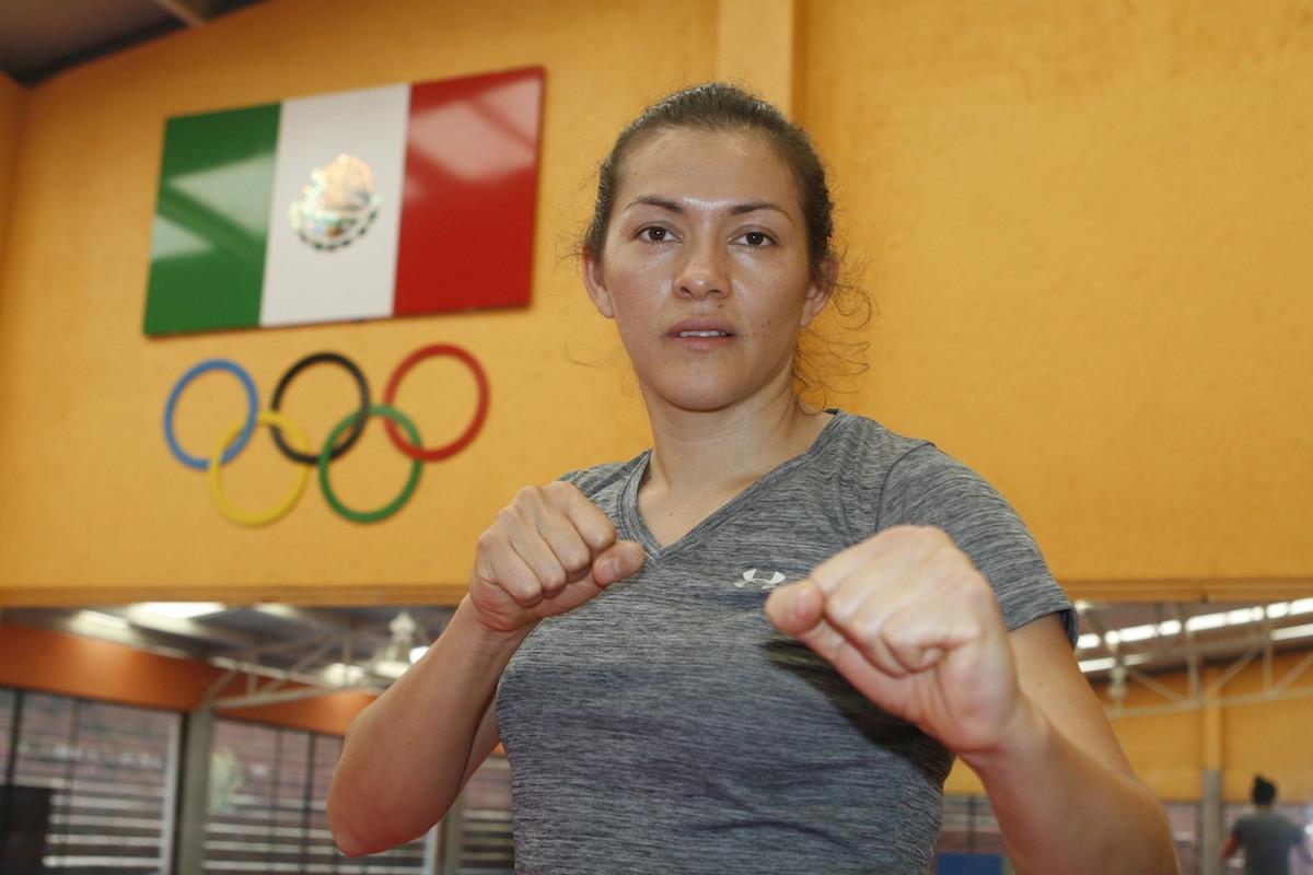 María del Rosario Espinoza. Foto: Bernardo Cid