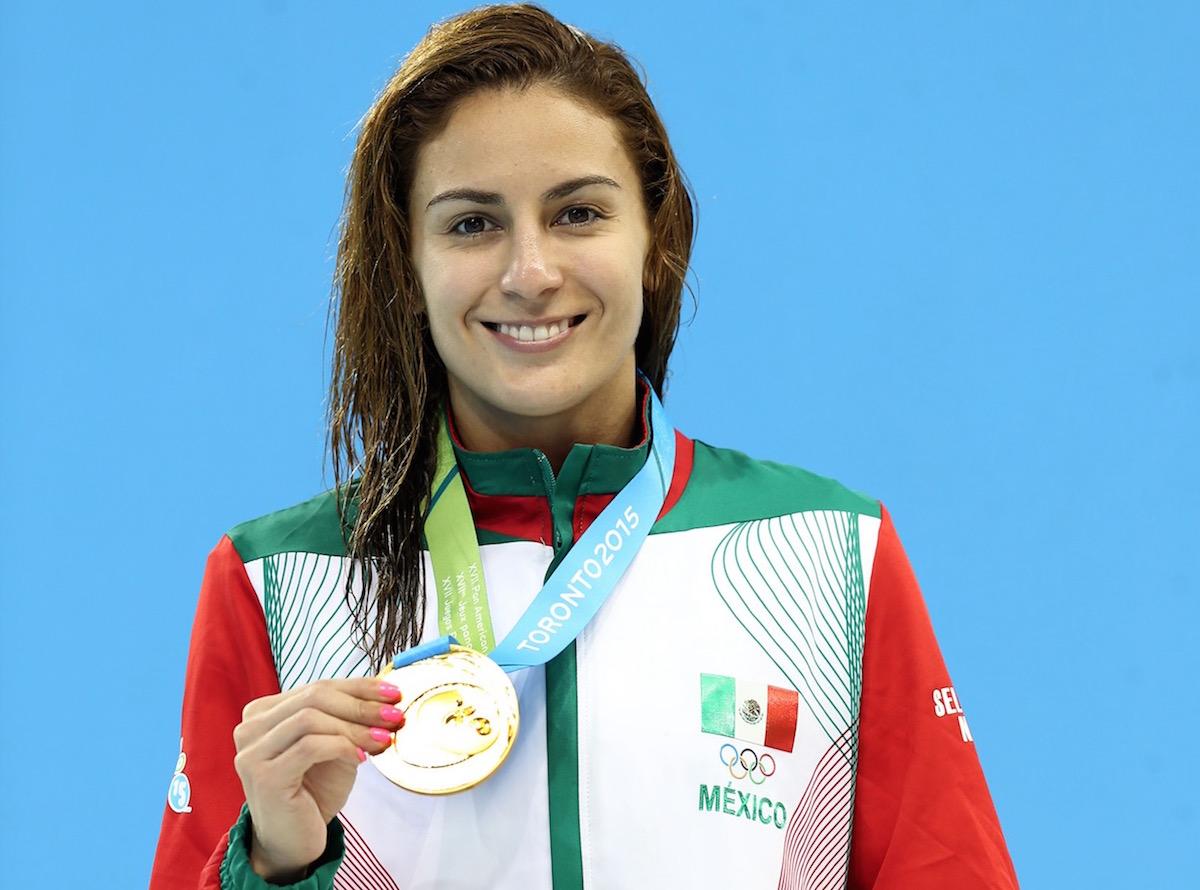 Paola Espinosa. Foto: Especial