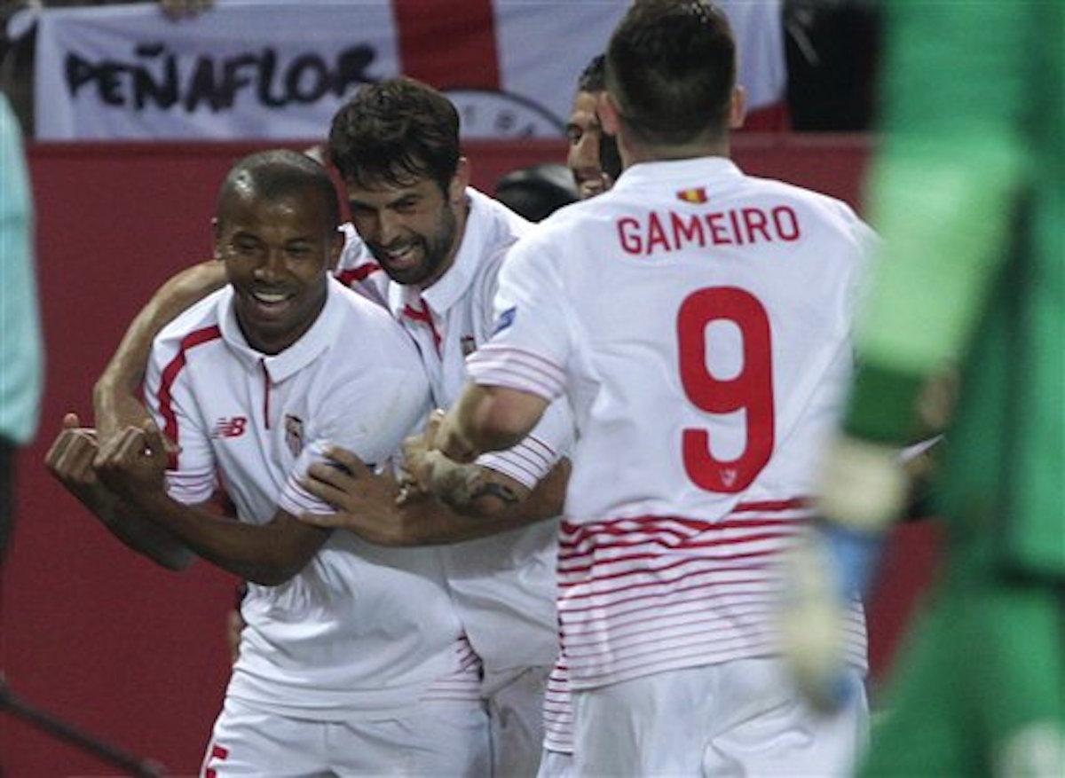 El Sevilla a defender el título en la Europa League