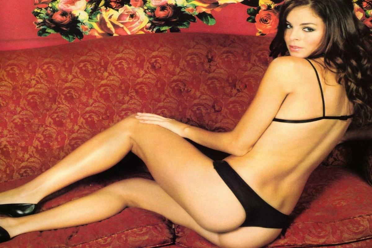 Yanina Screpante, pareja de Ezequiel Lavezzi. Foto: Especial