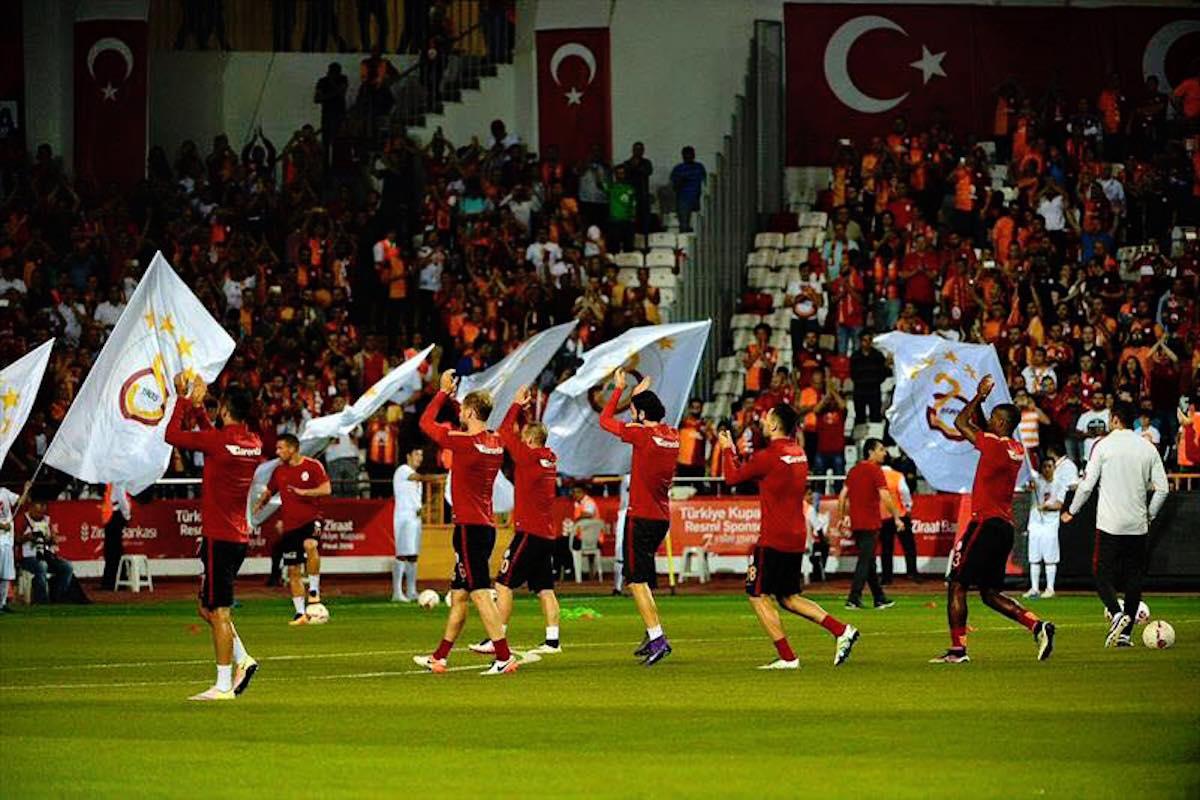 Galatasaray, fuera de toda competencia europea