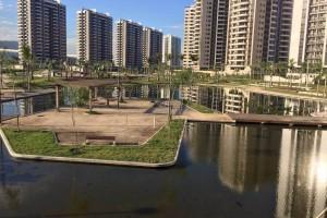 Presentan la Villa Olímpica de Río