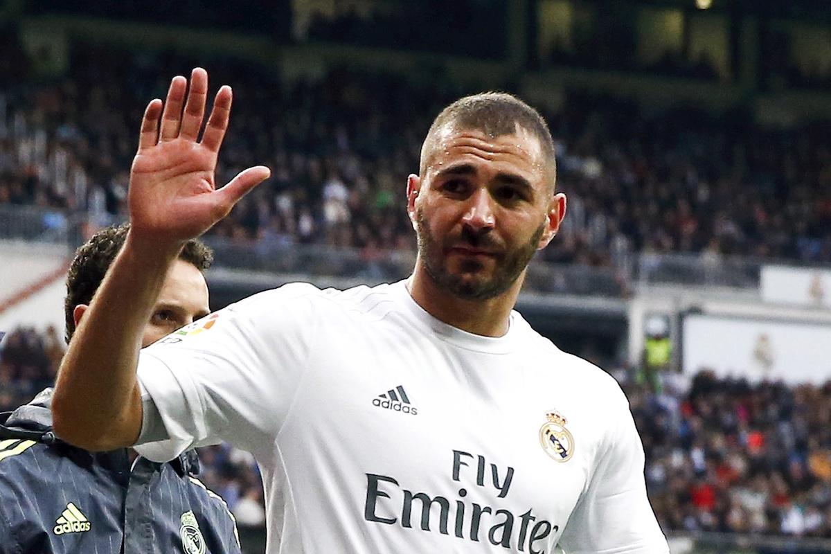 Nuevo jersey del Real Madrid es revelado por Benzema