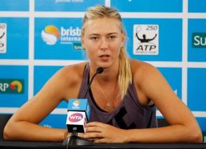 Maria Sharapova presentó una apelación ante el TAS por su suspensión de dos años tras ser controlada positiva de Meldonium.