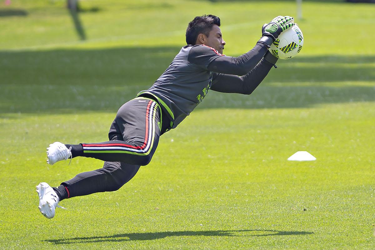 Alfredo Talavera. Foto: Mexsport