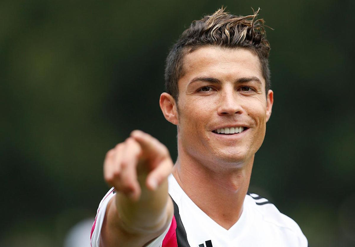 Cristiano Ronaldo. Foto: Especial