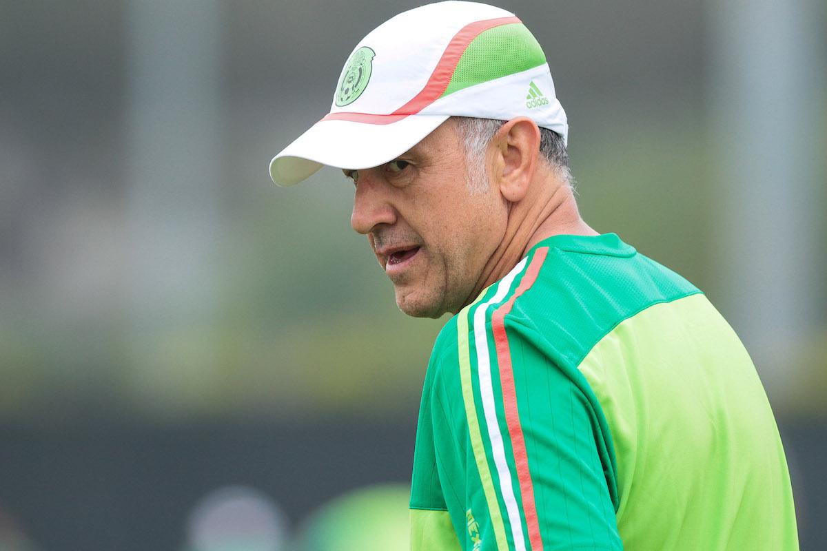 Juan Carlos Osorio. Foto: Notimex