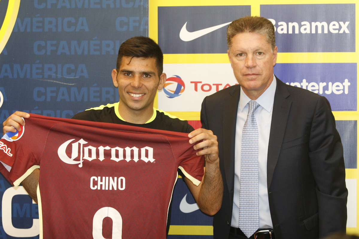 """El """"Chino"""" Romero tuvo una gran temporada con Jaguares y espera """"romperla"""" en América."""