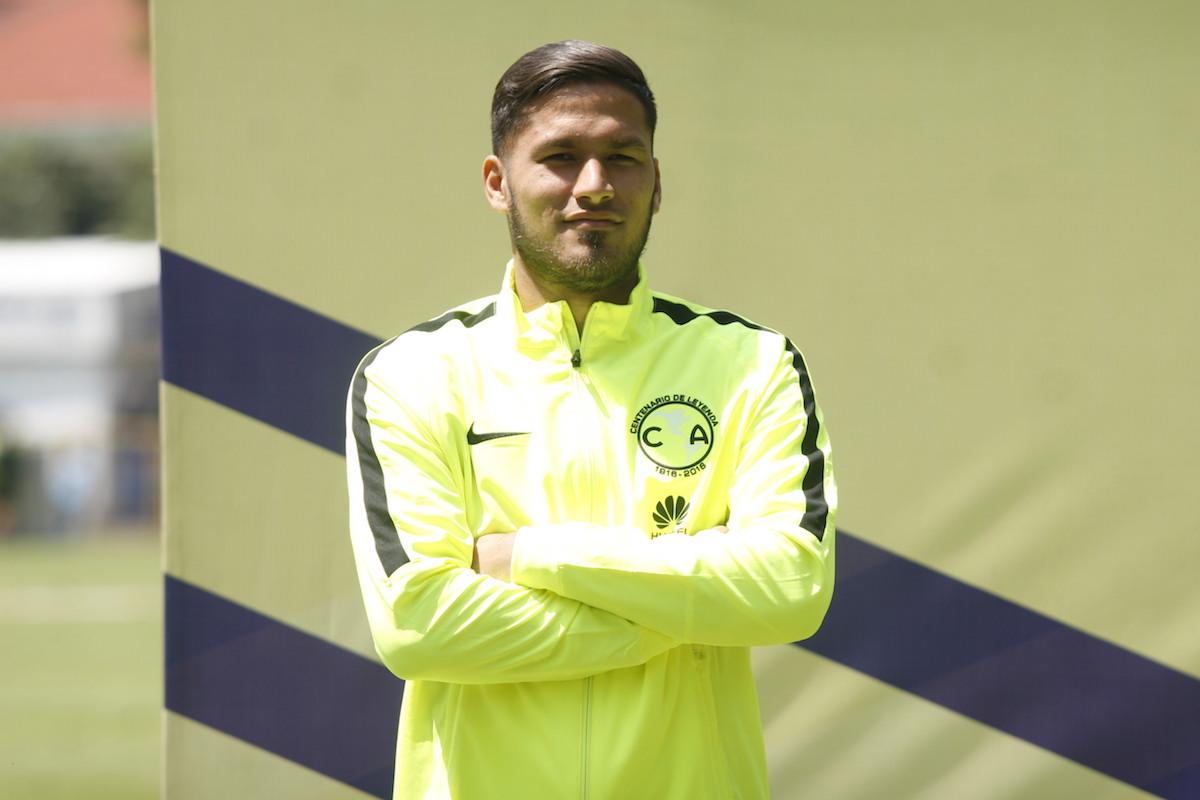 El defensa paraguayo, Bruno Valdez, mostró gran calidad en el club Cerro Porteño de su país.