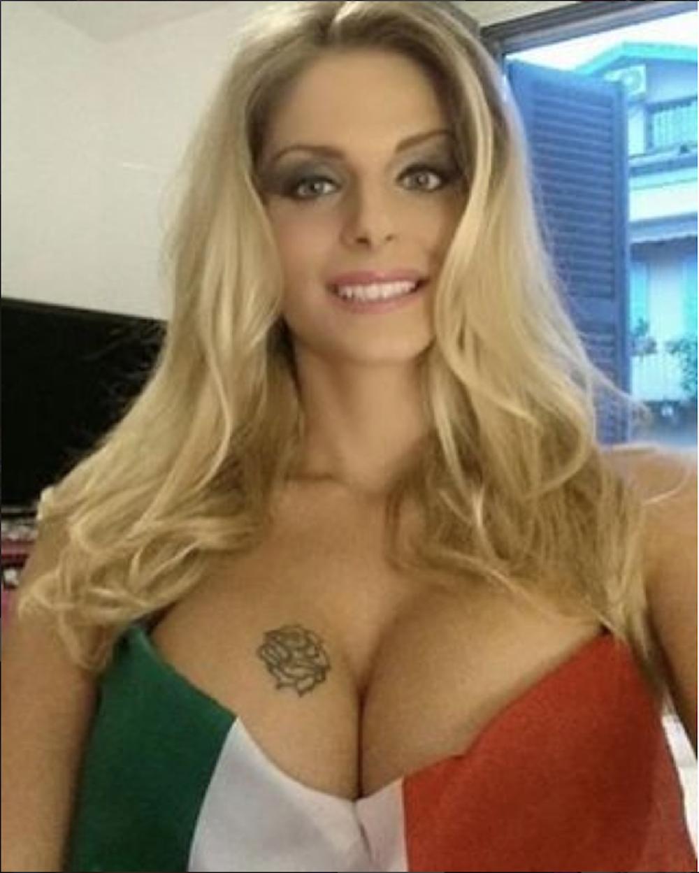 Francesca Cipriani. Foto: Especial